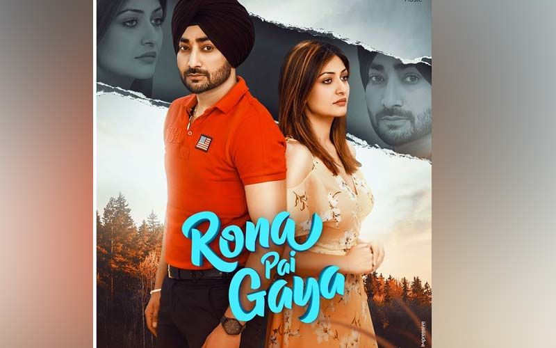 The Teaser Of Ranjit Bawa's New Song 'Rona Pai Gaya' is Out Now