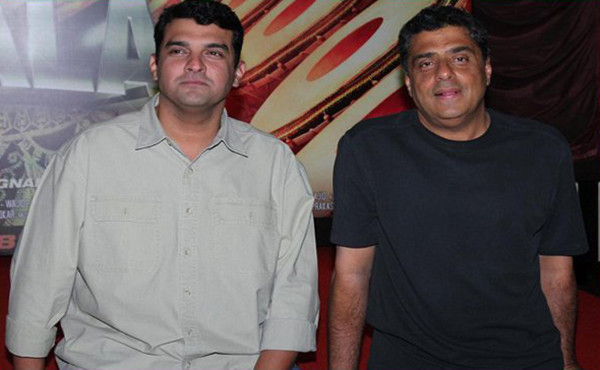 Siddharth Roy Kapur And Ronnie Screwvala