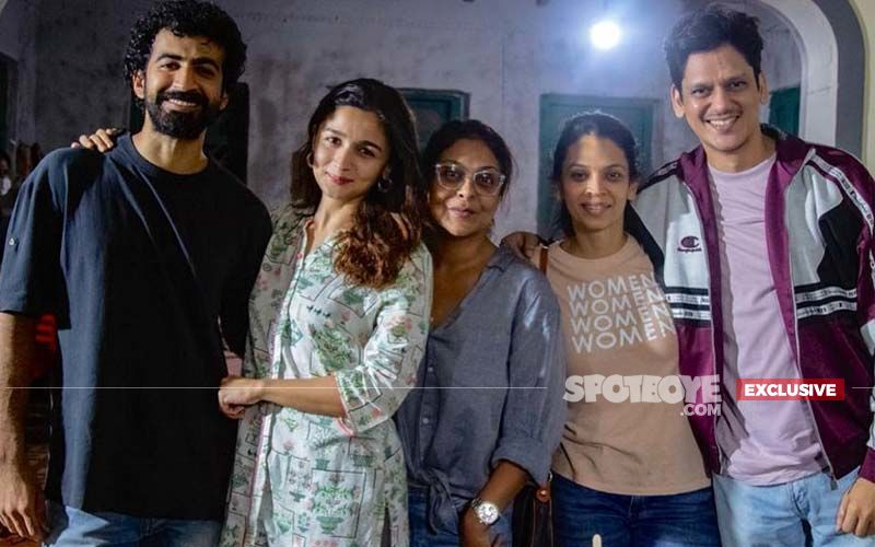 Darlings: Roshan Mathew Opens Up On Working With Alia Bhatt, Shefali Shah, And Vijay Varma, 'They Are Incredible Actors, I was Slightly Overwhelmed' - EXCLUSIVE