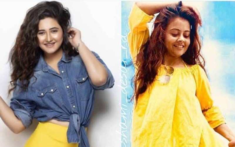 Bigg Boss 13's Rashami Desai Calls Devoleena Bhattacharjee Her 'Soul Sister'; Its #BFFGoals Explosion