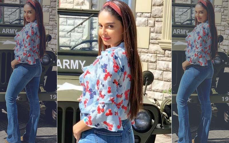 Rubina Bajwa Shares Her First Look From 'Laiye Je Yaarian' On Instagram