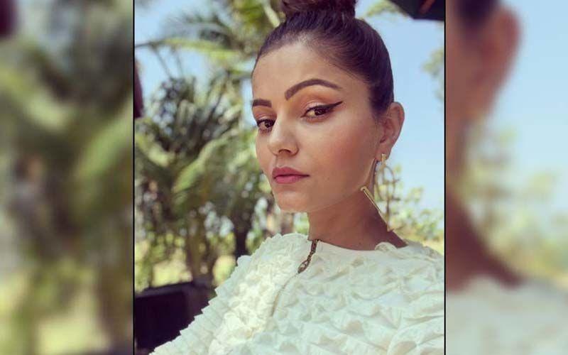 A Look At Rubina Dilaik's Work-Break As 'Shakti Astitva Ke Ehsaas Ki' Closes Curtains; Watch VIDEO