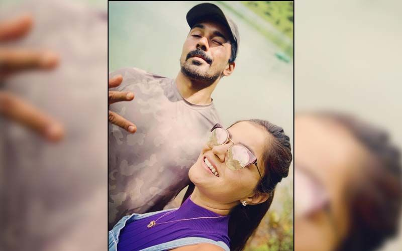 Bigg Boss 14's Rubina Dilaik Reveals Abhinav Shukla Is Unaware That She Tested Positive For COVID-19; Says He Is Coming Back From Punjab For Her