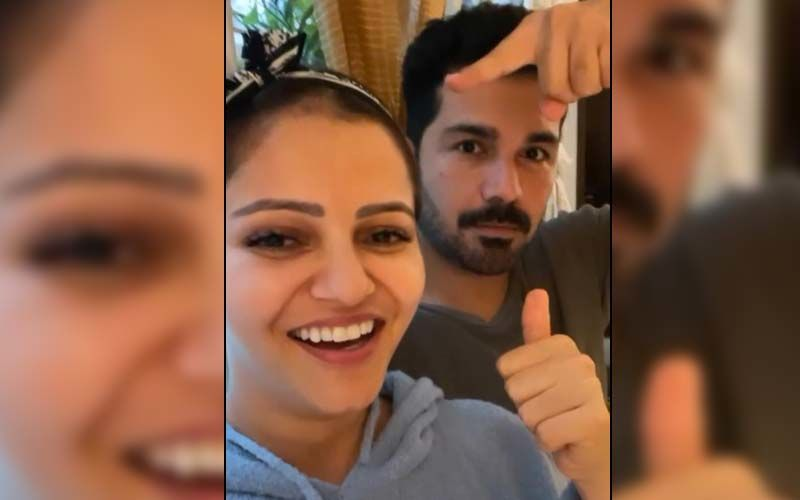 Rubina Dilaik And Abhinav Shukla Answer 'Embarrassing Questions'; Find Out Who Is More Possessive -WATCH