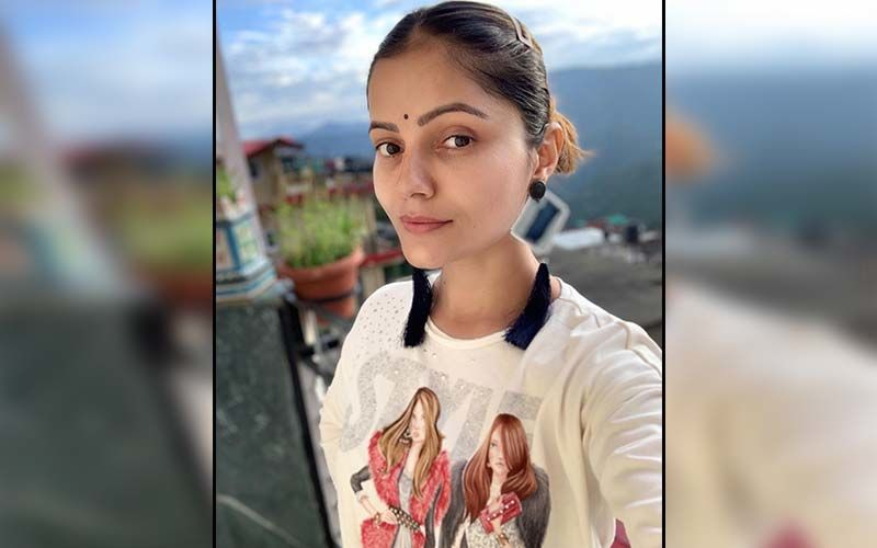Bigg Boss 14: Rubina Dilaik's Picture From Her Beauty Queen Days Will Leave You Surprised