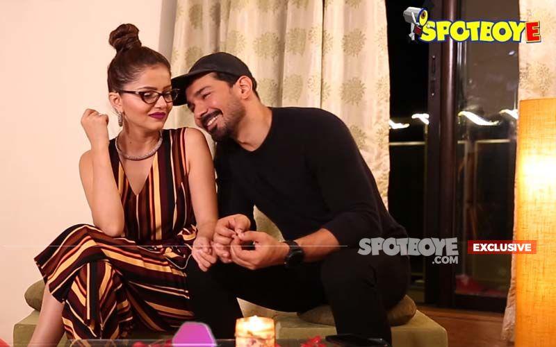 "Valentine's Day 2019: Rubina Dilaik Waited For 9 Long Months For Abhinav Shukla To Say, ""I Love You Too"""