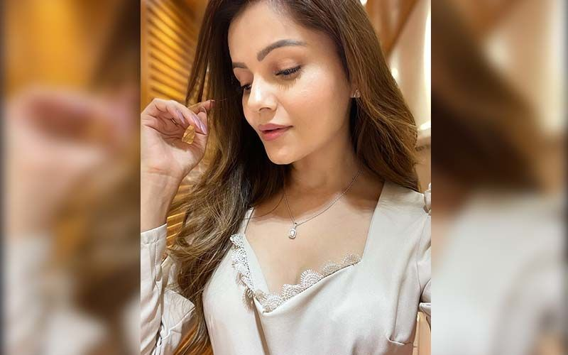 Rubina Dilaik Gives Herself A New Haircut, Her Pictures Will Make You Go 'Wow', See Photos