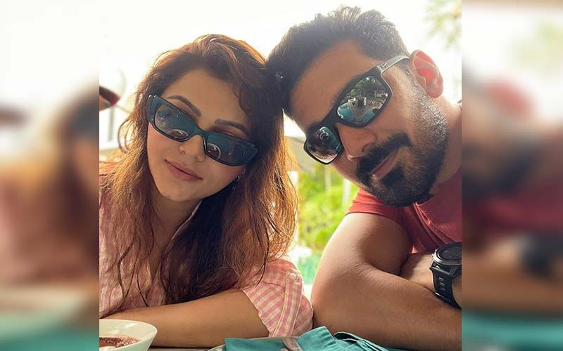 Bigg Boss 15: Rubina Dilaik Spends Quality Time With Abhinav Shukla In The Maldives Ahead Of Joining The Show As Tribe Leader