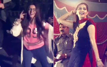 Rubina Dilaik & Abhinav Shukla's Crazy Dance To Sapna Chaudhary's Haryanavi Song Is Breaking The Internet