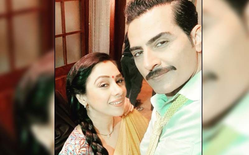 Anupamaa Star Rupali Ganguly Is Amazed At The Rumours Of New Entrant And Sudhanshu Pandey Quitting The Show- See Tweet