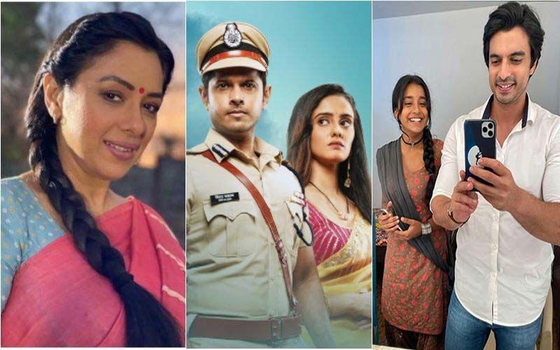 HIT OR FLOP: Rupali Ganguly's Anupamaa, Ghum Hai Kisikey Pyaar Mein, Imlie Are Top 3 Shows Ruling The TRP Charts