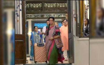 Anupamaa Spoiler Alert: Anupamaa Decides To Leave The Shah Residence; Says, 'Jis Ghar Mein Izzat Hi Na Ho, Ab Mein Uss Ghar Mein Nahi Reh Sakti'