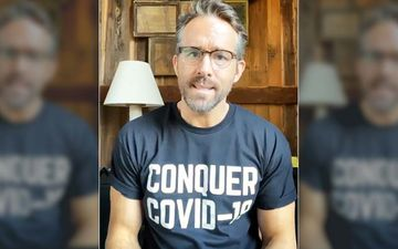 Ryan Reynolds Crotch Sanitizer Is Going Viral; Actor Takes a Dig At His TikTok Video- WATCH