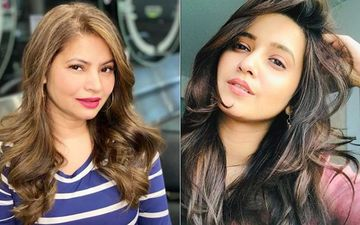 Bigg Boss Marathi Stars Megha Dhade And Shivani Surve Bond Like Soul Sisters