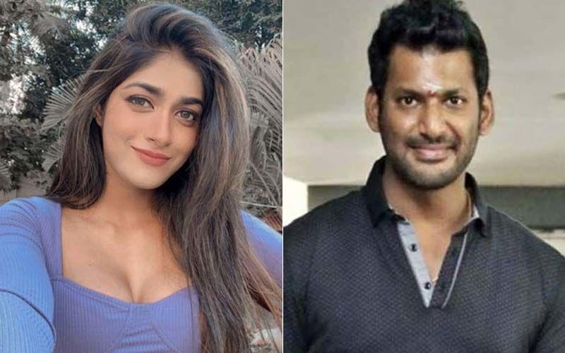 Vishal 31: Dimple Hayati Officially Onboard Vishal Reddy's Upcoming Tamil Action Drama