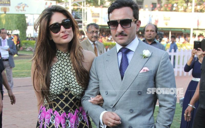 Kareena Kapoor Khan- Saif Ali Khan Make Their FIRST Public Appearance Together After Welcoming Their Second Son