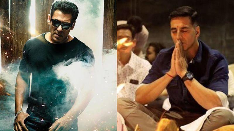 After Skipping Eid 2020 Salman Khan's Radhe To Lock Horns With Akshay Kumar Starrer Prithviraj On Diwali 2020 - Reports