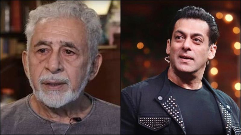 Naseeruddin Shah Is Curious If Fans Will Whistle, Clap Or Throw Coins At TV While Watching Salman Khan Films At Home, 'I Doubt It'