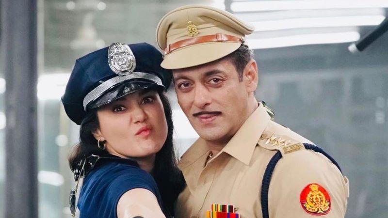Halloween 2019: Preity Zinta Channels Her Inner Chulbul Pandey From Dabangg 3; Salman Khan Shares A Glimpse – VIDEO