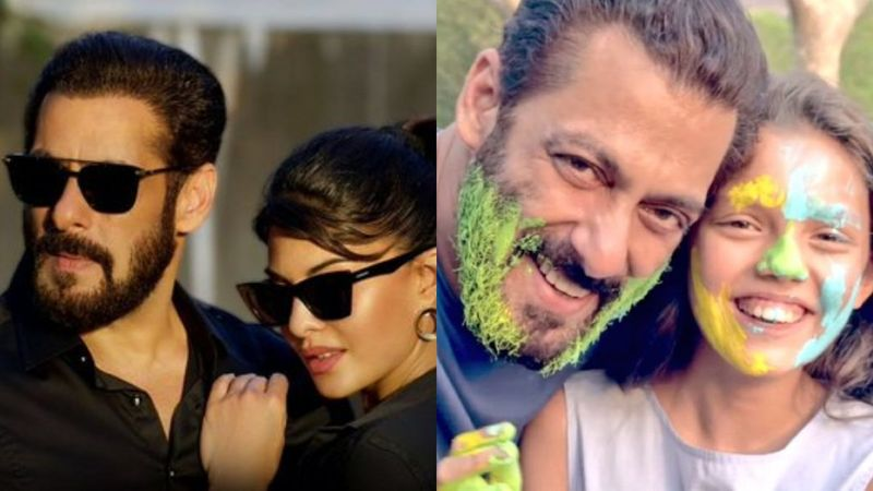 Tere Bina Song Out: Salman Khan-Jacqueline Fernandez's Daughter In The Love Track Is Related To Waluscha De Sousa