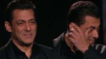 Bigg Boss 13: Salman Khan Gets Emotional Upon Completing A DECADE As The Host; BB Gives Him A Heartwarming Surprise