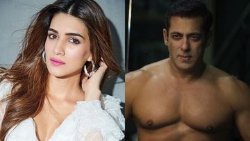 Kabhi Eid Kabhi Diwali: Kriti Sanon To Romance Salman Khan For The First Time?