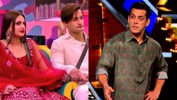 Bigg Boss 13: Himanshi Khurana Pissed With Salman Khan For Blaming Asim For Her Breakup? 'Something's Not Right'