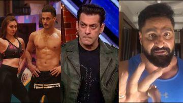 Bigg Boss 13: Salman Khan To GRILL Shefali Jariwala For Hubby Parag Tyagi's THREAT To Asim Riaz?