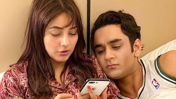 Bigg Boss 13's Vikas Gupta Posts His LAST Good Picture With Shehnaaz Gill; Says 'We Are NOT Going To Meet' For THIS Reason