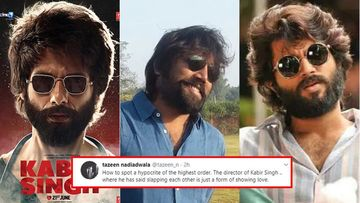 Arjun Reddy-Kabir Singh Director Sandeep Reddy Vanga's Post On Women Safety Backfires; Netizens Call Him A 'Hypocrite'