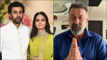 Sanju Actor Ranbir Kapoor And Girlfriend Alia Bhatt Pay A Late Night Visit To Sanjay Dutt After He's Diagnosed With Lung Cancer