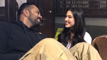 Sara Ali Khan Asks Rohit Shetty For A Role In The Next Golmaal Film; Inspired By Kareena Kapoor Khan?