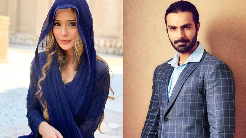 Bigg Boss 4's Sara Khan And Ashmit Patel Reunite For A Romantic Song Titled Chadd Ke Na Jaa; First Look Is Enticing