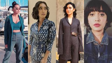 Sayani Gupta Proves She's The Ultimate Jacket Hustler; Inside Edge Actress Pairs Jackets With Classic And Funky Outfits – 6 Pics