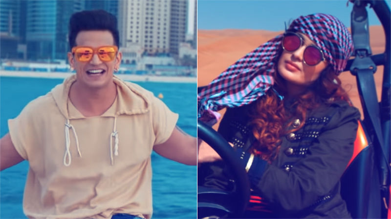 Prince Narula-Yuvika Chaudhary's Crackling Chemistry In Burnout Is Winning The Internet