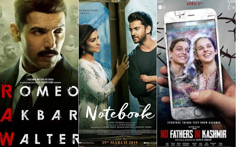 Romeo Akbar Walter, Notebook, No Fathers In Kashmir- Movies That Will Take You To The Picturesque Locales Of Kashmir