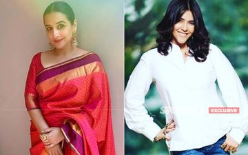 Vidya Balan May Lend Her Voice As A Phone Dating Operator In Ekta Kapoor's Helllo Jee- EXCLUSIVE