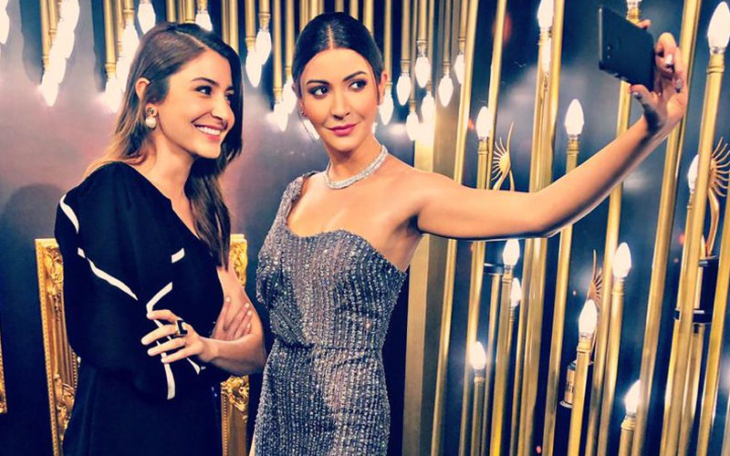 Anushka Sharma's 'Selfie Moment' With Her Madame Tussauds' Wax Statue In Singapore