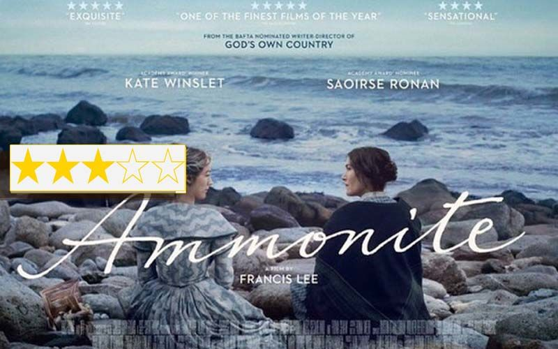 Ammonite Movie Review: Kate Winslet-Saoirse Ronan Starrer Is A Lusciously Shot Lesbian Love Story