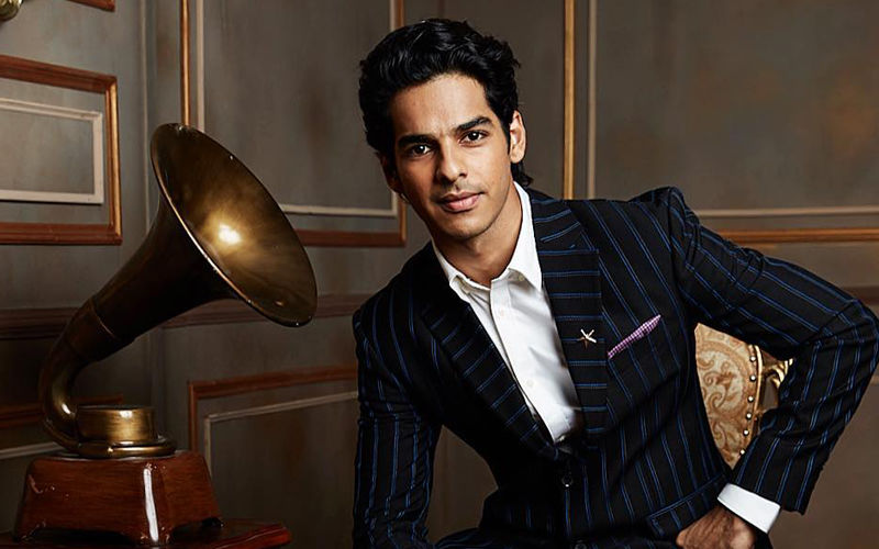 Ishaan Khatter Is Down With Chicken Pox, But High On Social Media