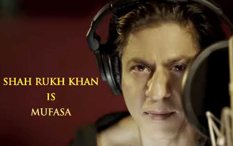 "Shah Rukh Khan On Lending His Voice For The Lion King, ""It's Based On The Relationship Of Father And Son"""