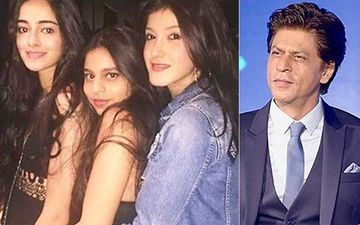 "Ananya Panday Reveals How Shah Rukh Khan Made Suhana, Shanaya And Her ""Feel Like They Are The Best Actors"""