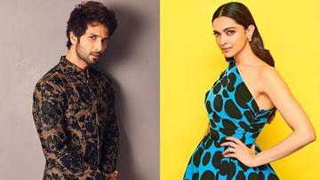 Shahid Kapoor Is Shifting Next To His Padmavaat Co-Star Deepika Padukone? Hear It From The Kabir Singh Actor