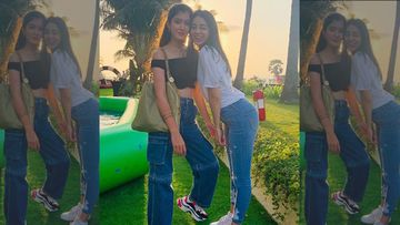Ananya Panday Turns Cheerleader For BFF Shanaya Kapoor, Ahead Of Her Grand Le Bal Paris Debut