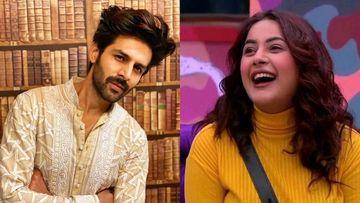 Bigg Boss 13: Shehnaaz Gill Fangirls Over Kartik Aaryan; Proposes To The Actor