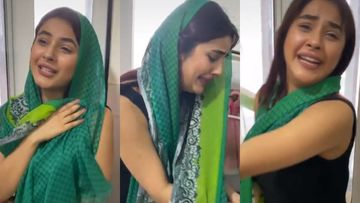 Shehnaaz Gill BLASTS Coronavirus For Ruining Her Dreams Of Giving Autographs To Fans After Bigg Boss 13 - Watch HILARIOUS Video