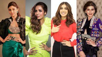 Shilpa Shetty Welcomes Baby Girl Samisha Shetty Kundra; Malaika Arora, Bhumi Pednekar, Sonali Bendre Congratulate The Actress