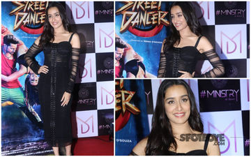 FASHION CULPRIT OF THE DAY: Shraddha Kapoor, Try A Different Outfit In Black Coz Girl, This Ain't Happening!