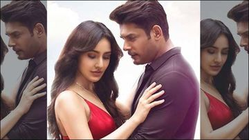 Dil Ko Karaar Aaya Latest Glimpse: Sidharth Shukla And Neha Sharma Ooze Magic In THIS Romantic Monochromatic Shot - PIC