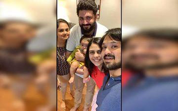 Junga Music Composer And Actor Siddharth Vipin Ties The Knot With Ladylove Shriya